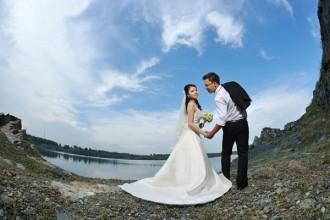 Nhiều cặp đôi lựa chọn nơi đây để chụp ảnh cưới – (Ảnh:internet).
