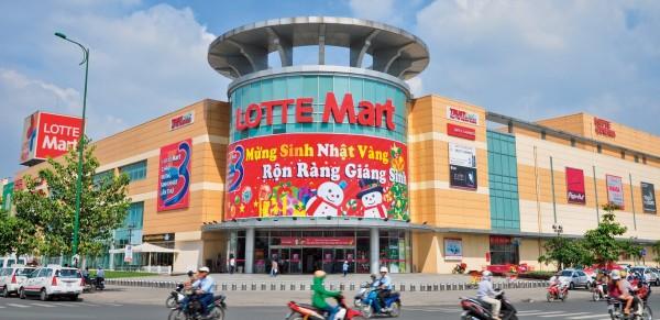 Lotte Mart Nam Sài Gòn. Ảnh: citypassguide