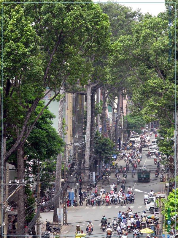 Nguyễn Trãi đoạn quận 5. Ảnh: Vietnam – Paracels