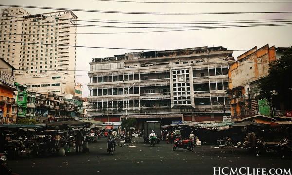 Chợ An Đông. Ảnh: HCMCLife