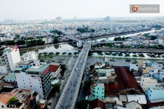 Cây cầu góp phần thuận lợi cho việc phát triển kinh tế của 3 vùng.