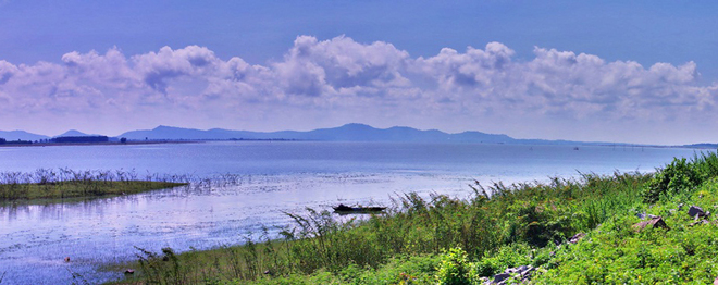 hồ Dầu Tiếng-4