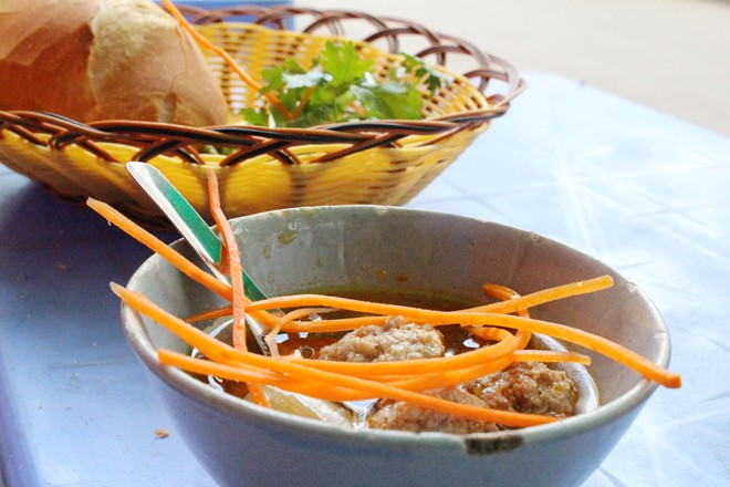 Bánh Bèo Xíu Mại Đà Lạt cho đêm lạnh Sài Gòn
