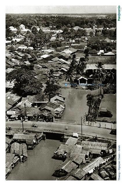Cầu Kho năm 1955 - Ảnh tư liệu