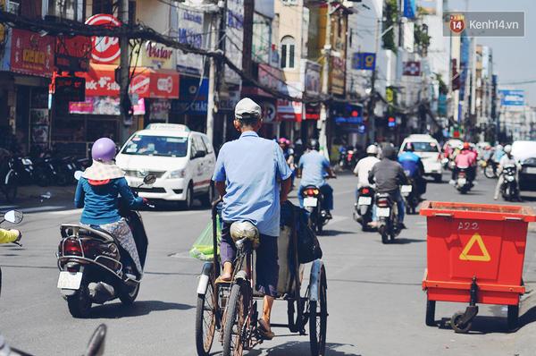 Trong tương lai, người Sài Gòn có còn được nhìn thấy những người đạp xích lô trên phố nữa không?