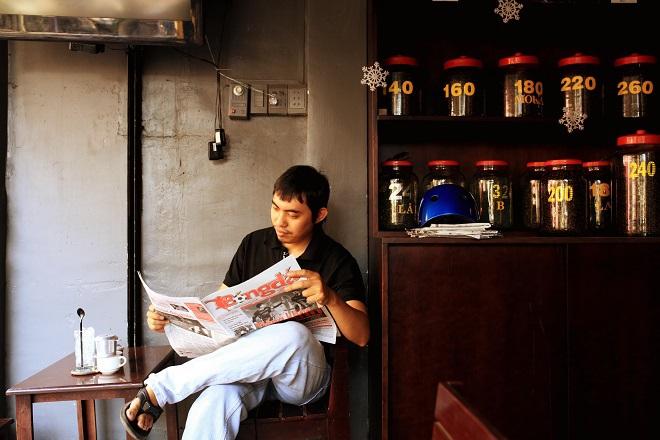 Ở đây, đi đâu cũng thấy quán cà phê. Người người, nhà nhà yêu thích cà phê, từ quán cóc bên đường hay trong nhà hàng sang trọng, bất kể sáng sớm hay chiều tối đều phục vụ thức uống này.
