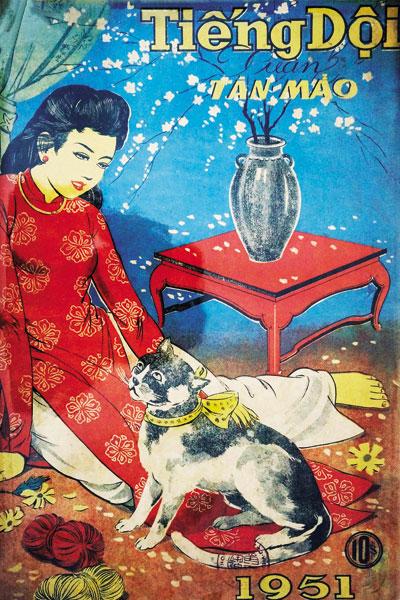 Bìa báo Sài Gòn Tết 2