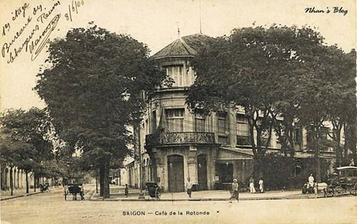 Cafe Saigon - Café de la Rotonde