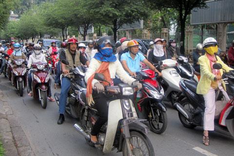 Sài Gòn, Trời-lạnh-18-độ 3