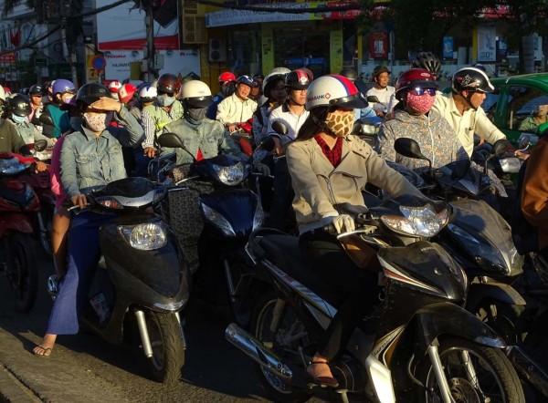 Sài Gòn, Sài Gòn lạnh, thời tiết lạnh, áo ấm