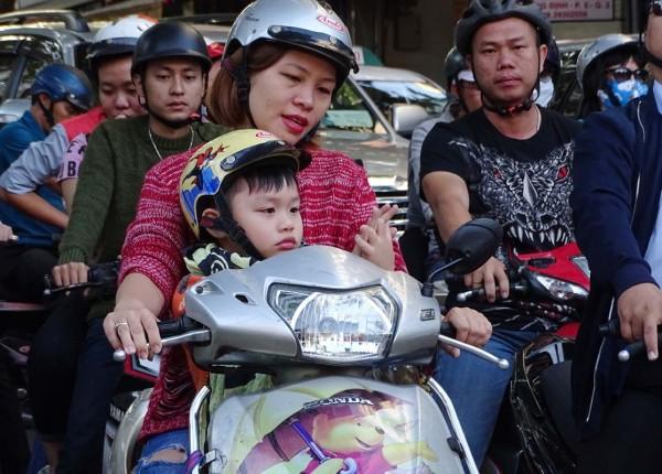 Sài Gòn, Sài Gòn lạnh, thời tiết lạnh, áo ấm 11