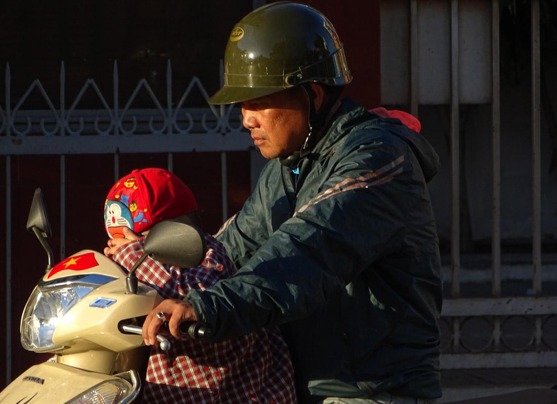Sài Gòn, Sài Gòn lạnh, thời tiết lạnh, áo ấm 3