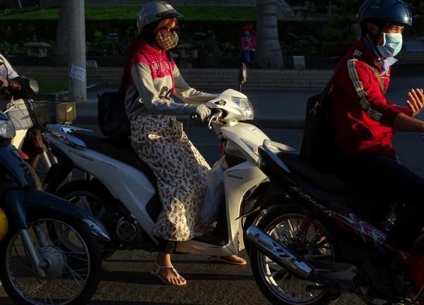 Sài Gòn, Sài Gòn lạnh, thời tiết lạnh, áo ấm 6