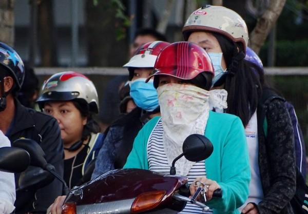 Sài Gòn, Sài Gòn lạnh, thời tiết lạnh, áo ấm 8