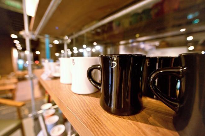 quán cafe đẹp ở sài gòn - mua sắm 5