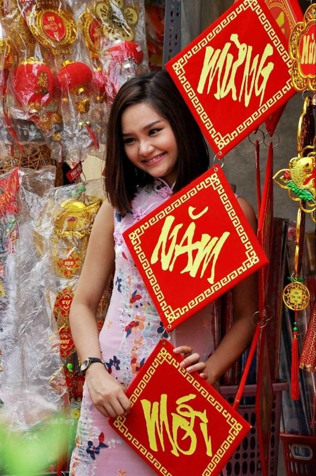 Sài Gòn - chụp hình tết cực chất 16