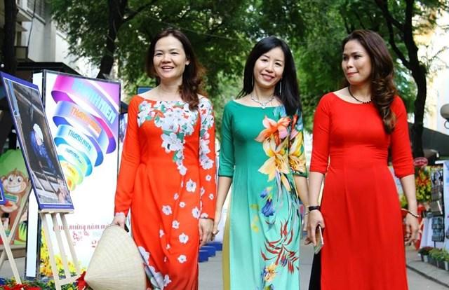 Sài Gòn - chụp hình tết cực chất 21