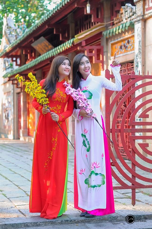 Sài Gòn - chụp hình tết cực chất 23