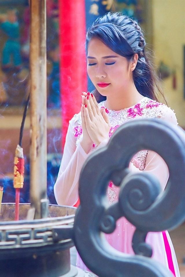 Sài Gòn - chụp hình tết cực chất 24