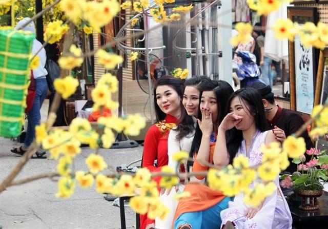 Sài Gòn - chụp hình tết cực chất 3