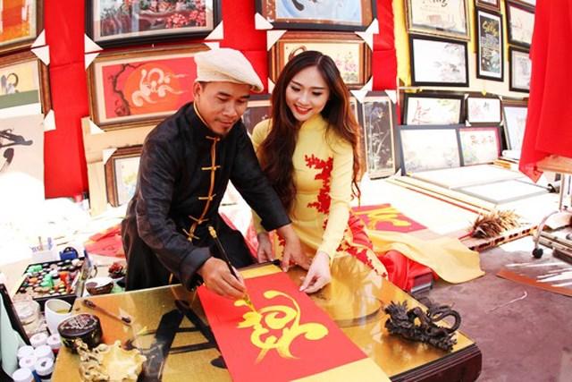 Sài Gòn - chụp hình tết cực chất 5