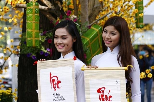 Sài Gòn - chụp hình tết cực chất 6