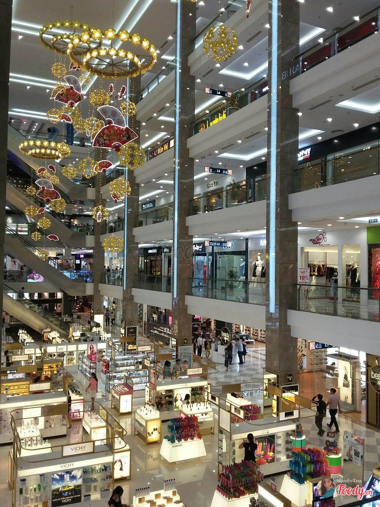 sài gòn - trung tâm thương mại 16
