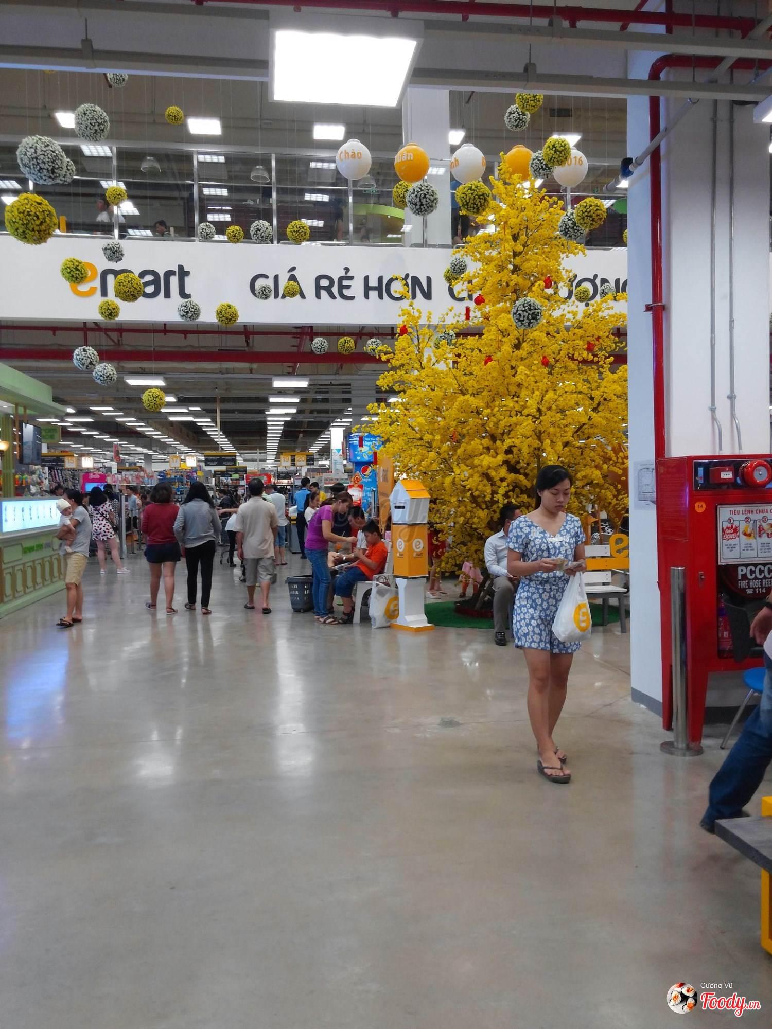 sài gòn - trung tâm thương mại 22