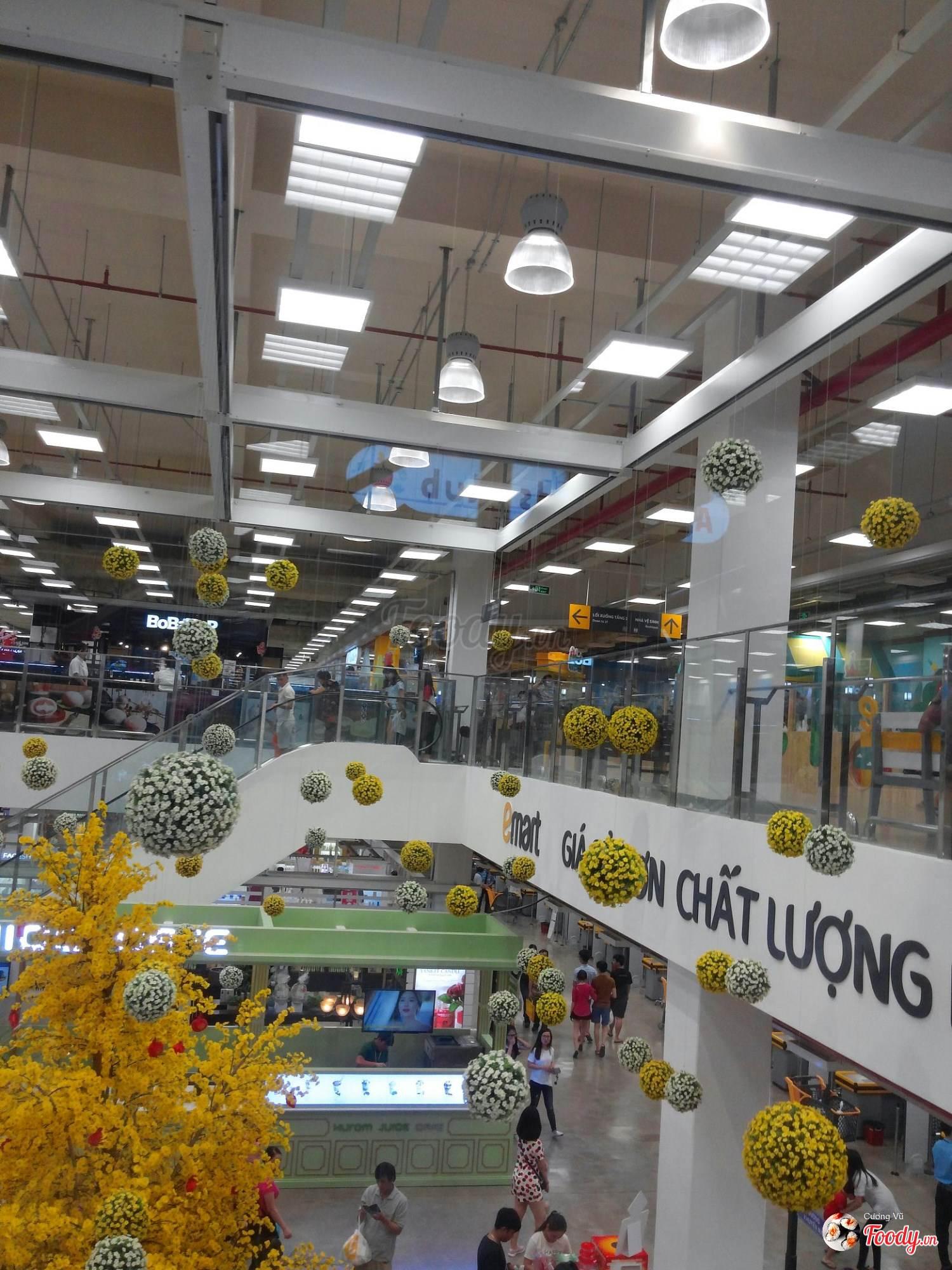 sài gòn - trung tâm thương mại 24