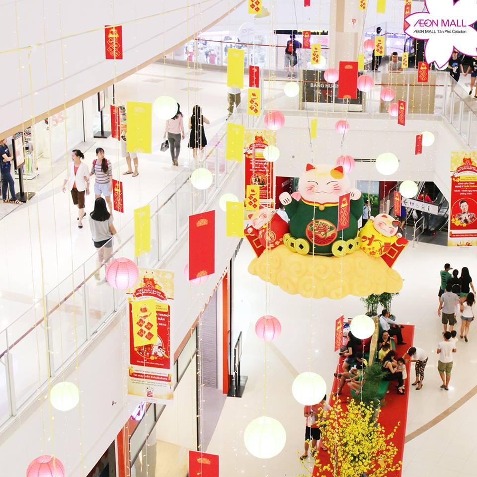 sài gòn - trung tâm thương mại 7