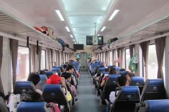 Hành khách mua vé tàu SE3/4 trước 60 ngày được giảm tới 50% giá vé