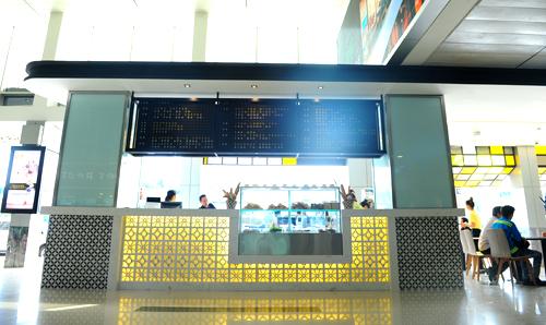 sài gòn - món ăn ở sân bay 7