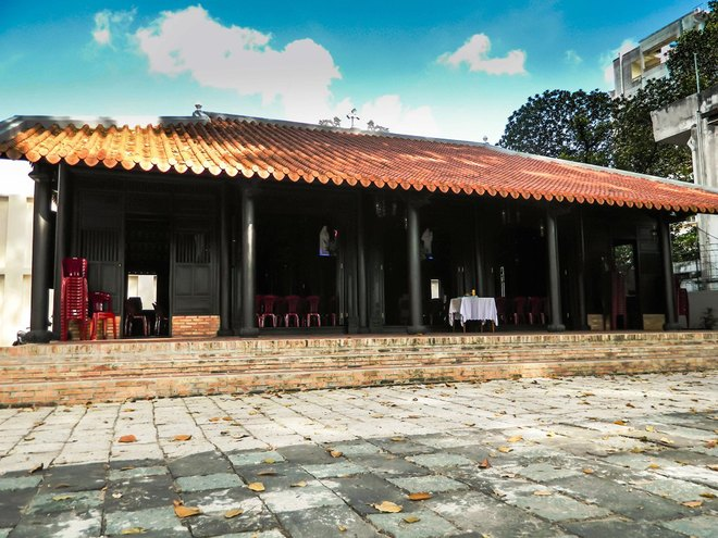 Sài Gòn - nhà cổ 200 tuổi 11