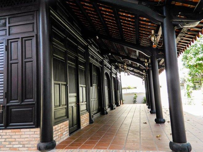 Sài Gòn - nhà cổ 200 tuổi 6