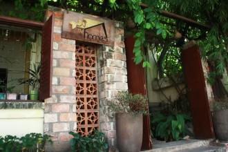 sài gòn -  quán The Homes  1