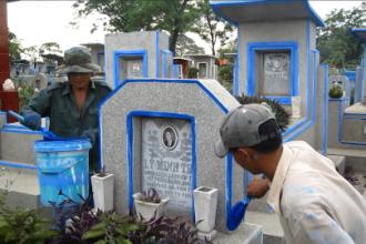 Sài Gòn - tảo mộ 4