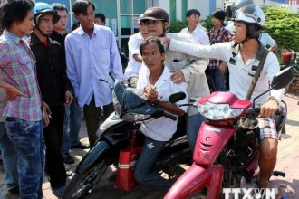 Cướp giật ở Sài Gòn không chỉ gây áp lực với du khách, người dân mà cả các cơ quan chức năng - Ảnh mang tính minh họa: Internet.