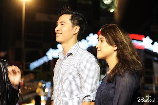 Cặp đôi Duy Bình - Hạnh Nguyên.