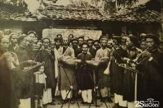 Nghi thức sinh hoạt đình làng ngày xưa nhằm tạ ơn chủ đất…