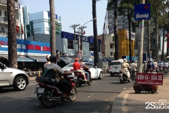 Lòng tốt người Sài Gòn luôn hiển hiện…