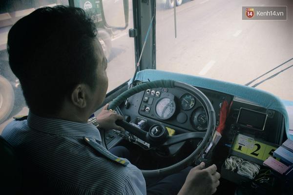 Chú Thọ mong muốn mọi người có cái nhìn thiện cảm và thông cảm cho cánh tài xế xe bus.