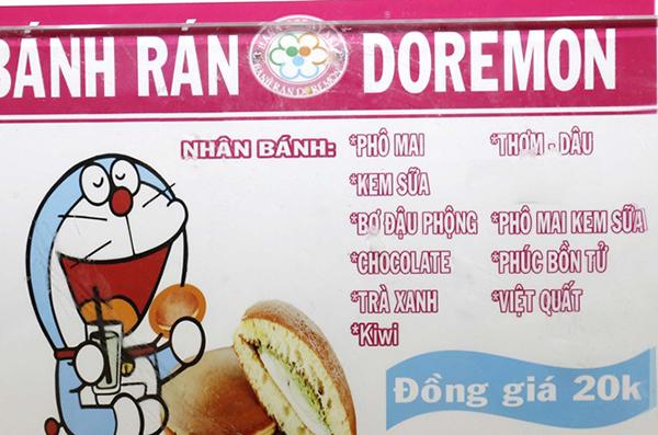 sài gòn - Bánh Rán Doremon  18