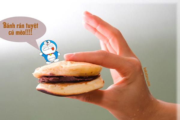 sài gòn - Bánh Rán Doremon  5