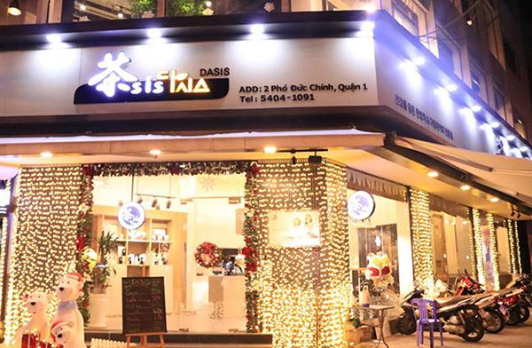 Sài gòn - Dasis Tea & Coffee House  1