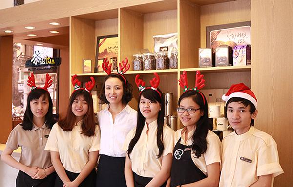 Sài gòn - Dasis Tea & Coffee House  10
