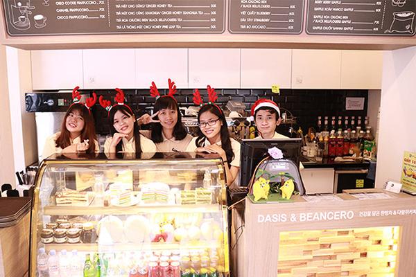 Sài gòn - Dasis Tea & Coffee House  12