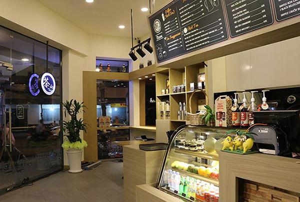 Sài gòn - Dasis Tea & Coffee House  14