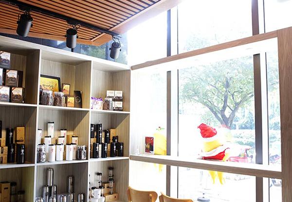 Sài gòn - Dasis Tea & Coffee House  15
