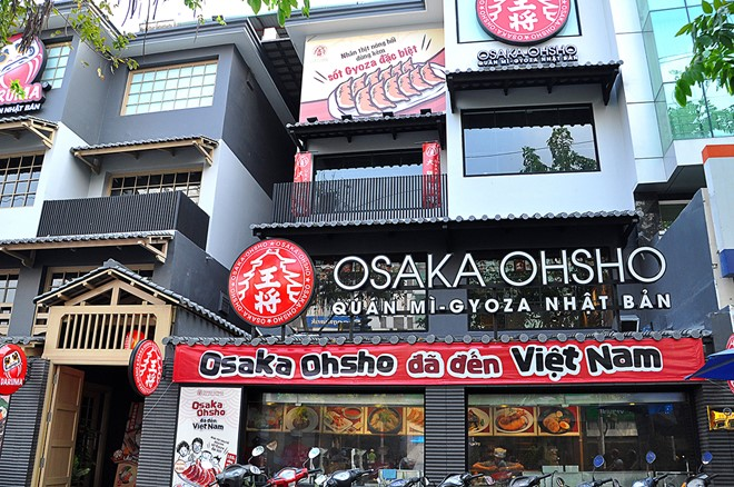 sài gòn - Osaka Ohsho 1