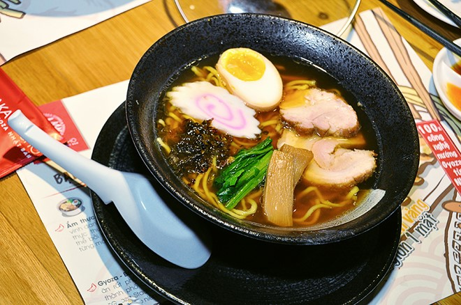sài gòn - Osaka Ohsho 7